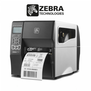 THERMAL TRANSFER Zebra ZT230 Industrial Label Printer, 203dpi