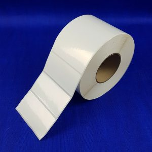 Adhesive parts labels (101mm x 50.8mm) 2740 per roll