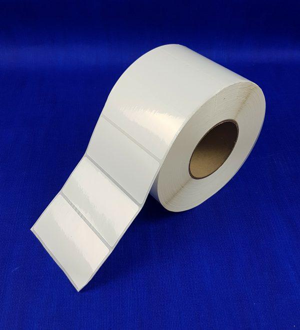 Adhesive parts labels (101mm x 50.8mm) 2740 per roll