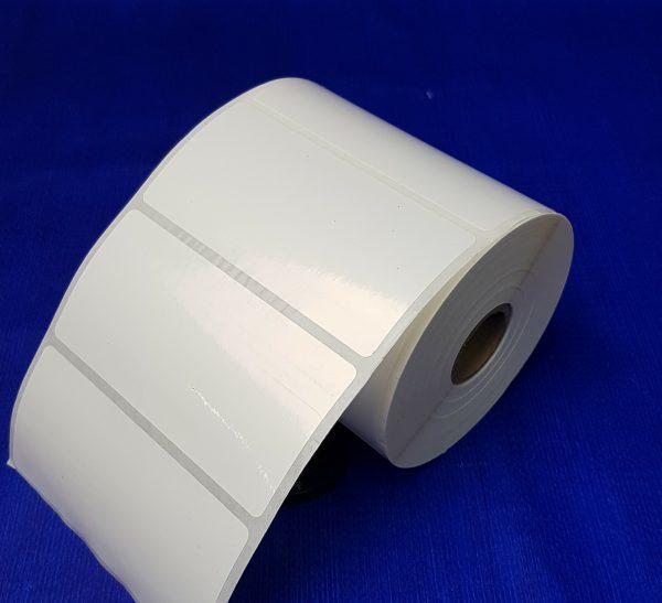 Shelf Edge Identification Labels - 1000 per roll (small printer)