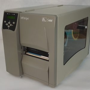 THERMAL TRANSFER Zebra S4M (Refurbished) industrial Label Printer, 200dpi - USB only