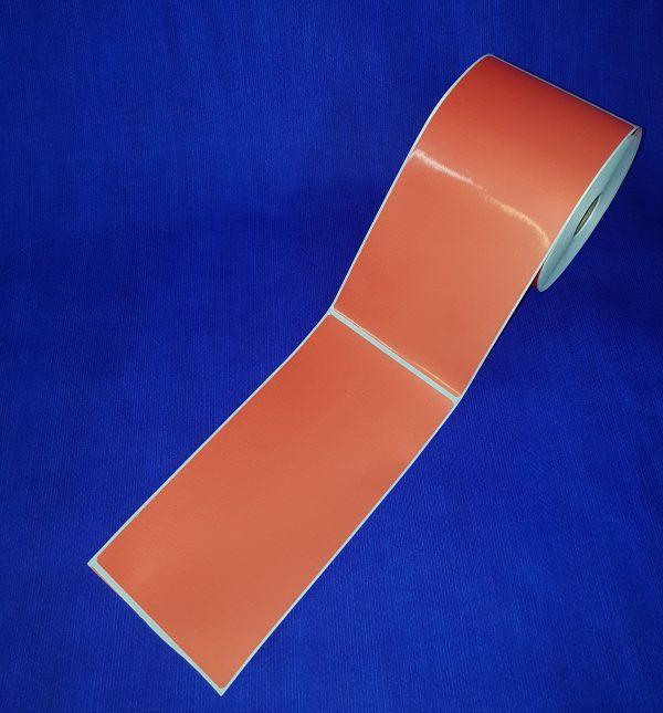 Adhesive parts labels (101mm x 201mm) 750 per roll